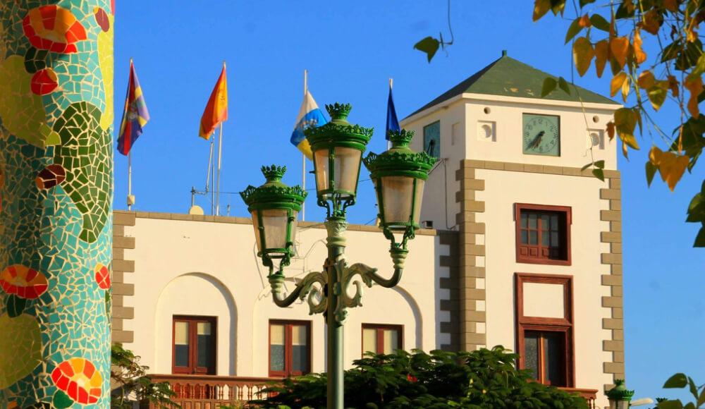 Ayuntamiento Tazacorte