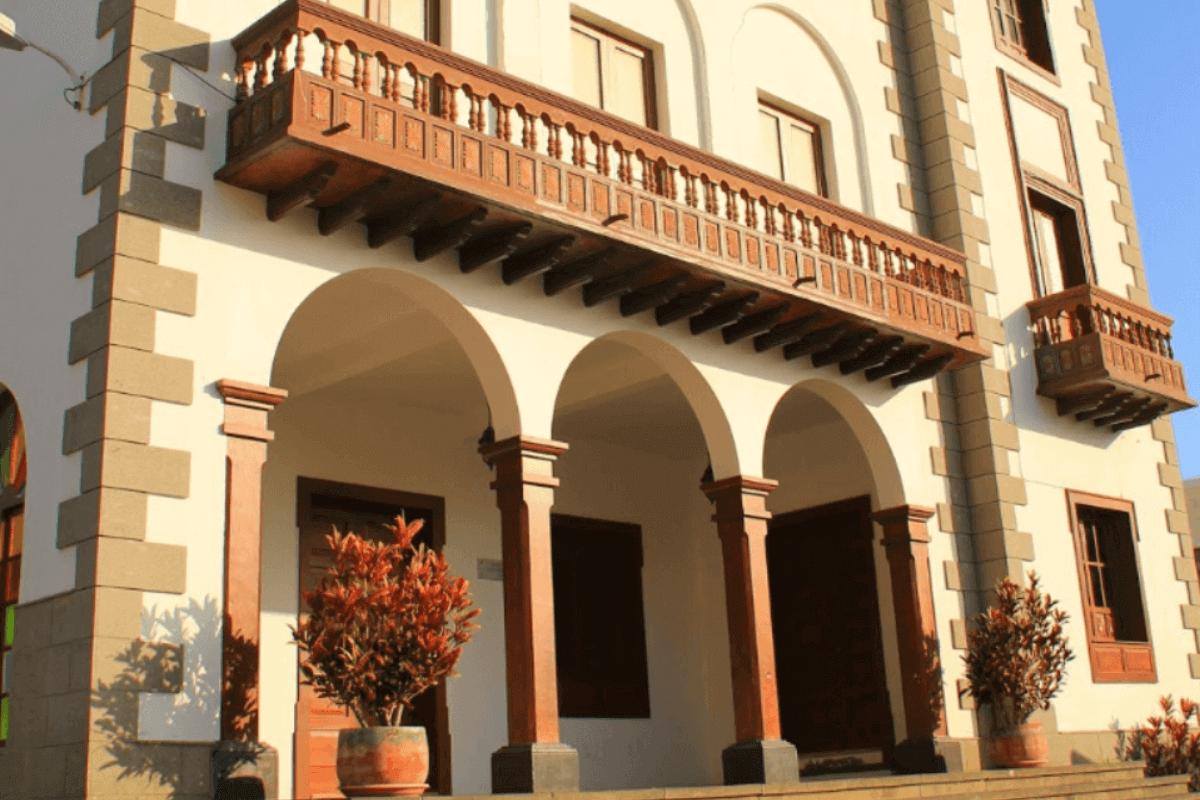 Ayuntamiento de Tazacorte Exterior