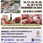 Curso de pescadería, charcutería y carnicería