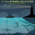 TAZACORTOS 2020. Festival de cine fantástico de Tazacorte