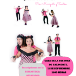 """""""MONSTRUOSO""""  espectáculo de cuentos por Mariquita y Tontón"""